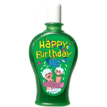 "Shampoo ""Happy Birthday"""
