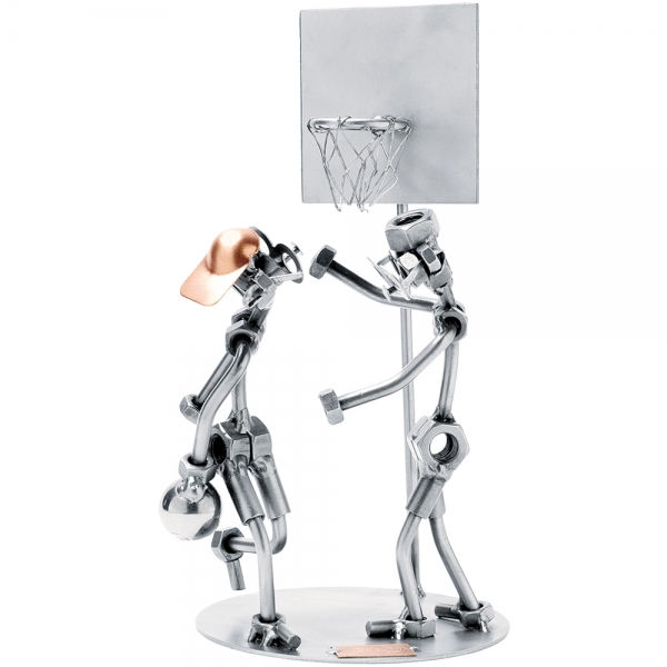 Hinz&Kunst Metallfigur Basketball